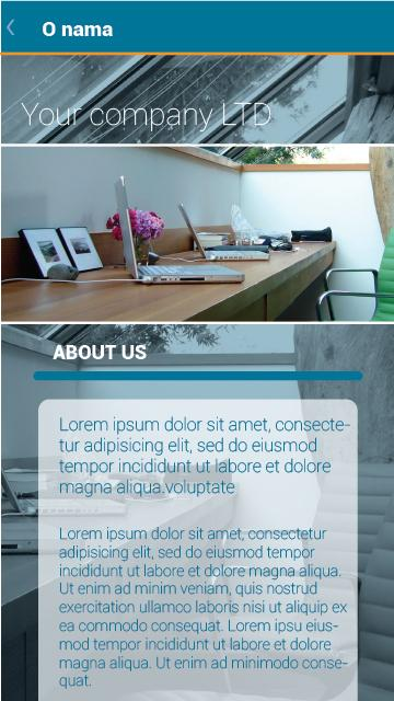 WebView Android Template App 4
