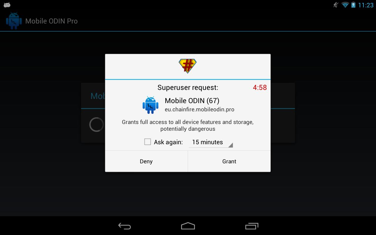 SuperSU Pro 2