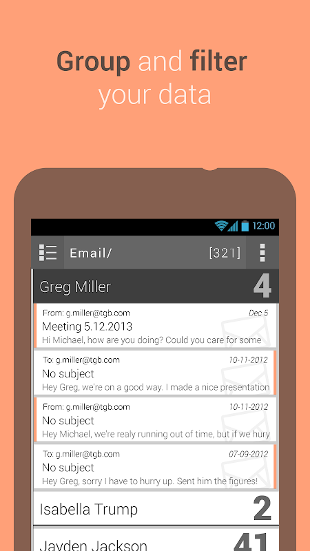 mailbeat email app/mail client 1