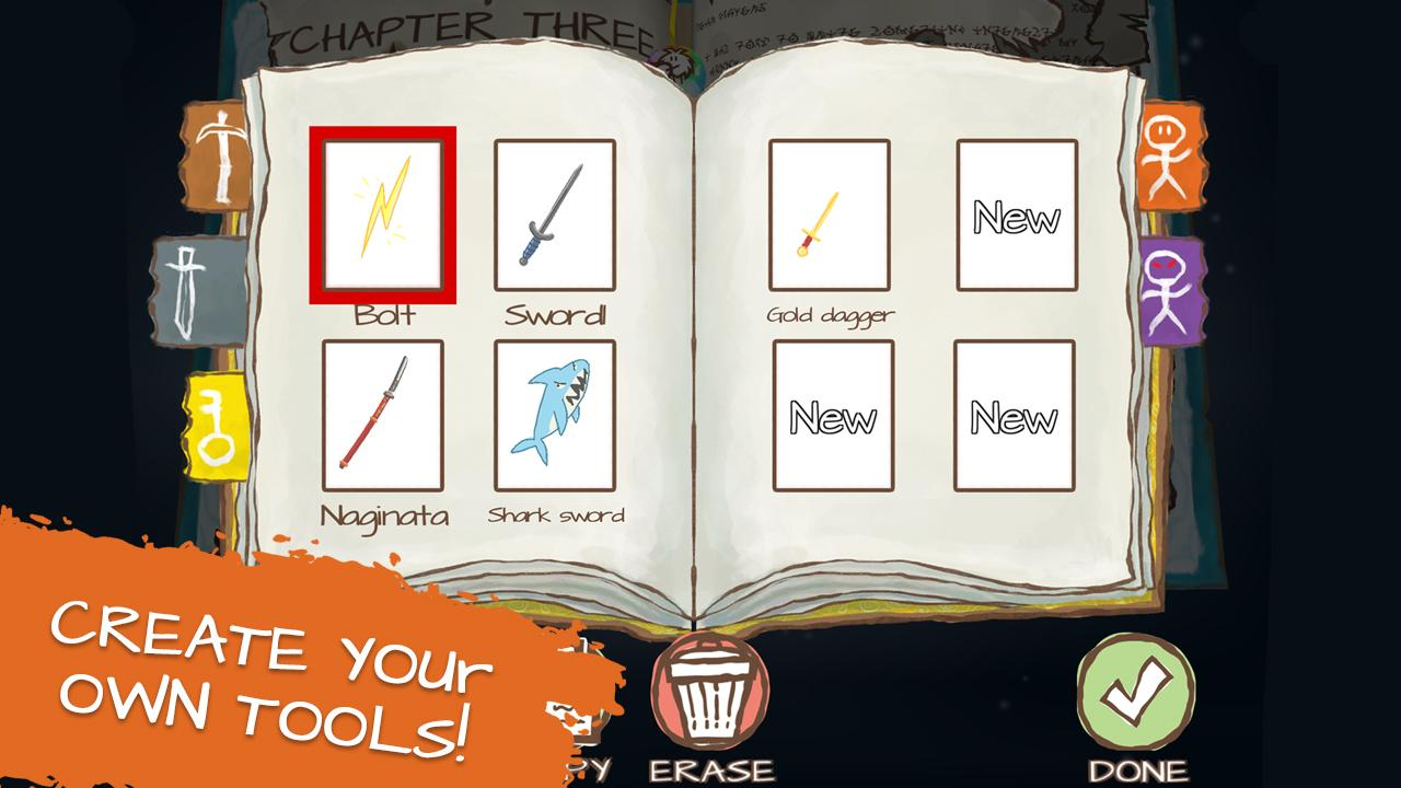 Draw a Stickman 4