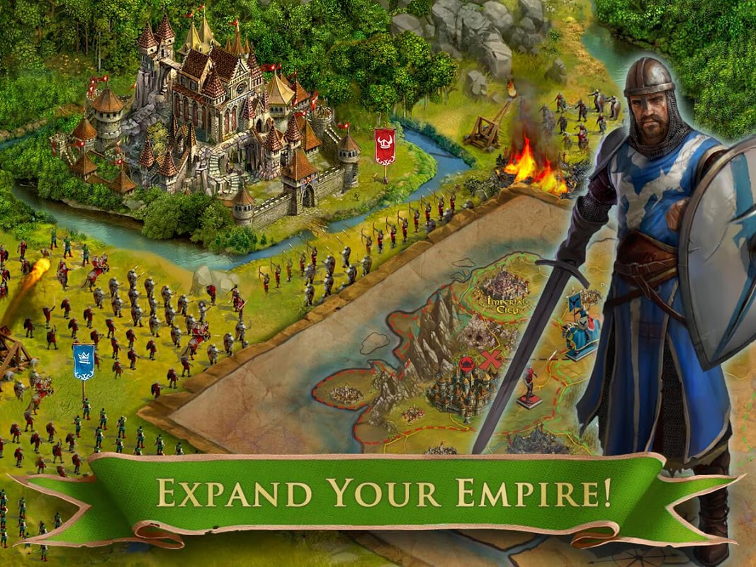 Imperia Online MMO Strategy 1