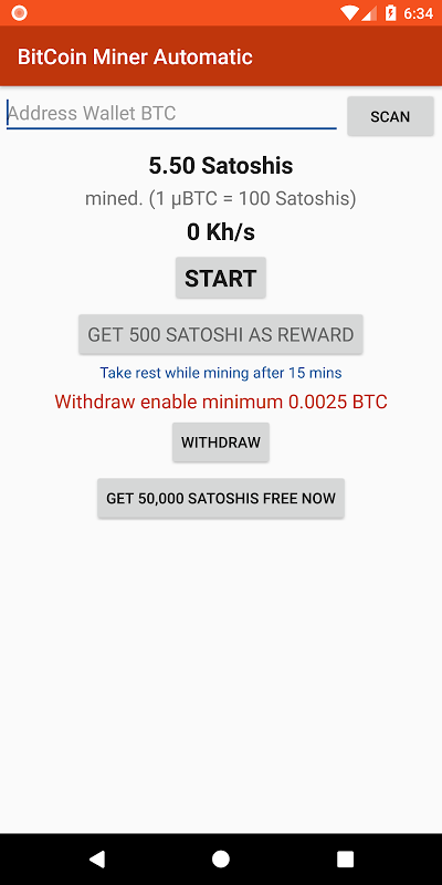 Bitcoin Miner Automatic 3