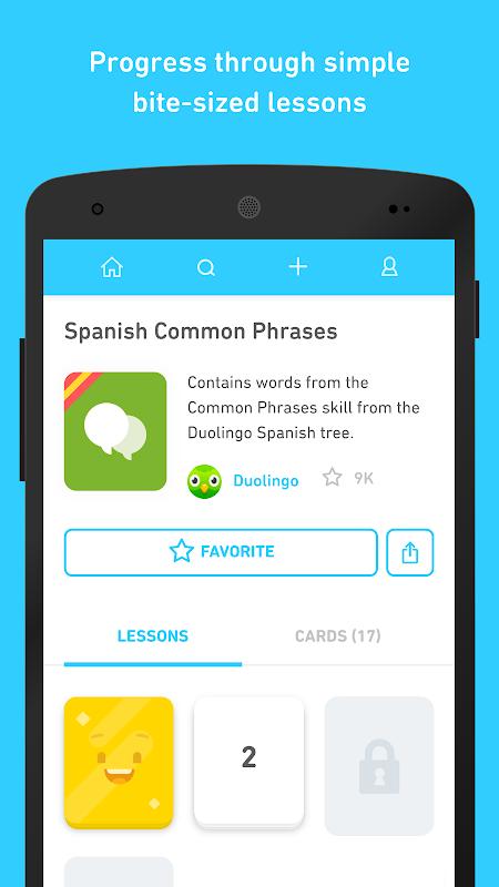 Tinycards by Duolingo 2