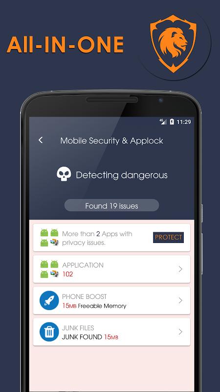 Mobile Security & AppLock 2