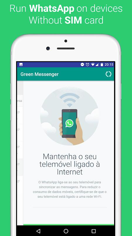 Green Messenger 2