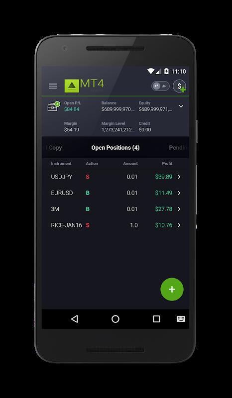 MT4Invest SIRIX Mobile 3