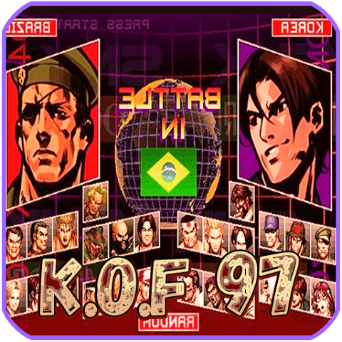 Guia King of Fighter97 2