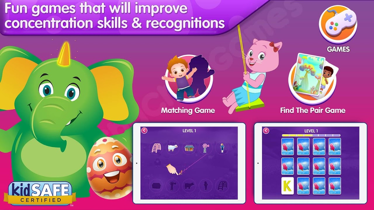 ChuChu TV Nursery Rhymes Videos Pro 3