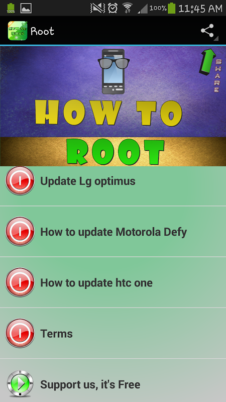 Root 3