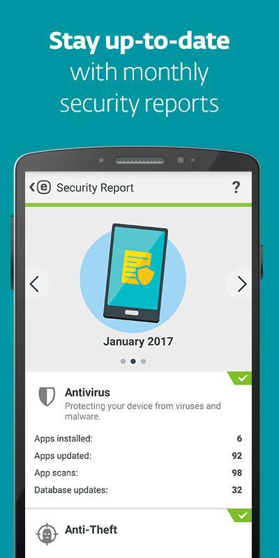 Mobile Security & Antivirus 3