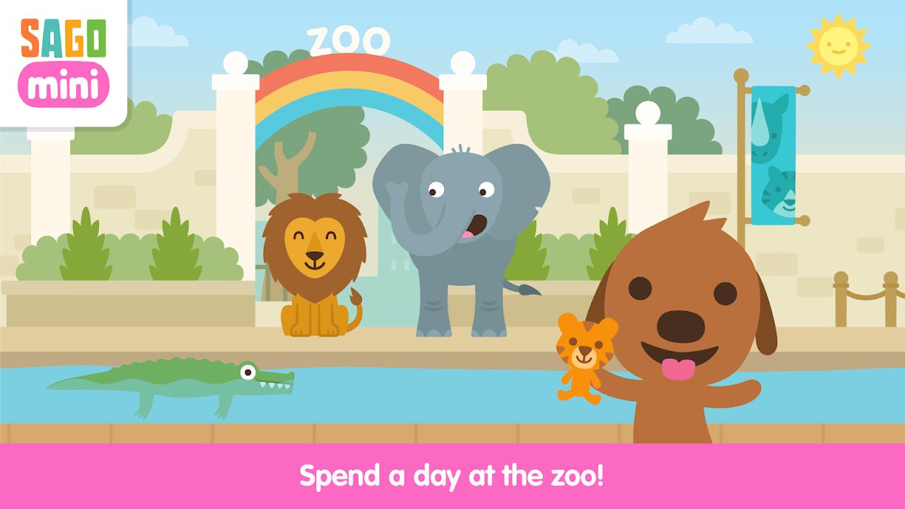 Sago Mini Zoo 2
