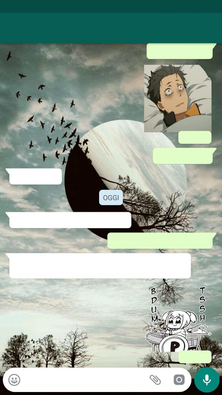 Anime stickers para WhatsApp 4