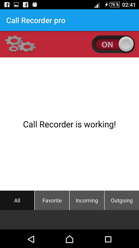 Automatic Call Recorder 2020 2