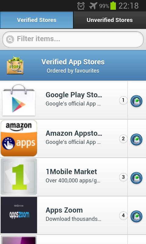 App Stores 1