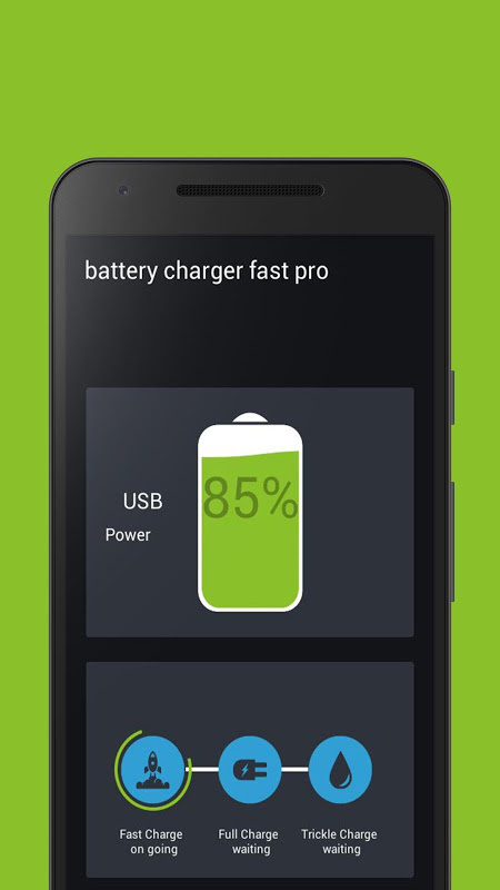 battery charger fast pro 4
