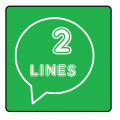 2 Lineas para Wasap
