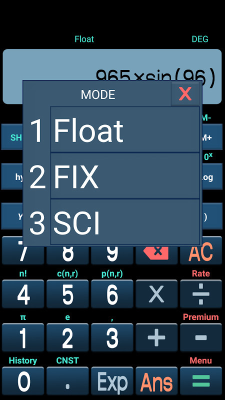 Scientific Calculator Plus 2