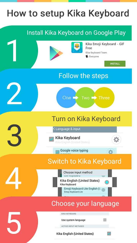 Graffiti Kika Keyboard Theme 1