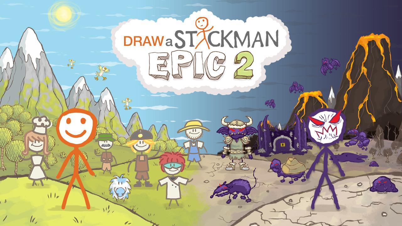 Draw a Stickman 1