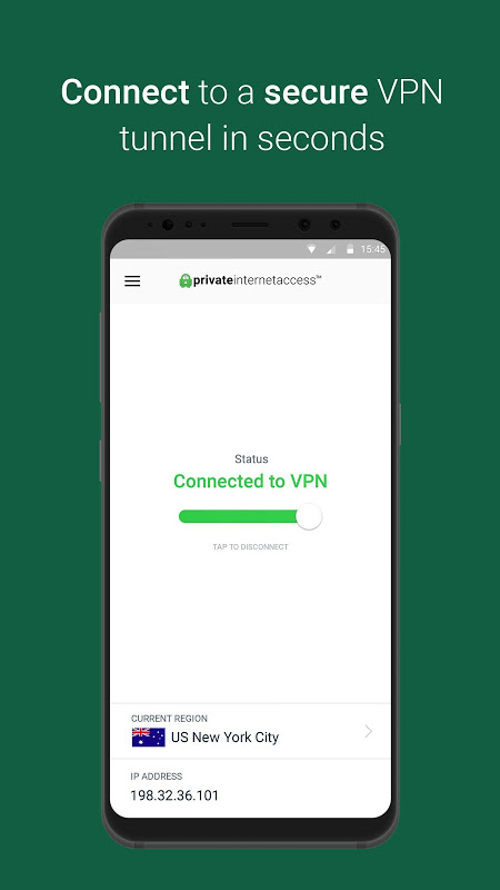 VPN by Private Internet Access 1