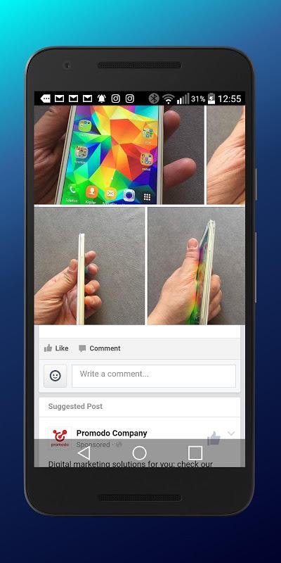 MiniFace para Facebook 2
