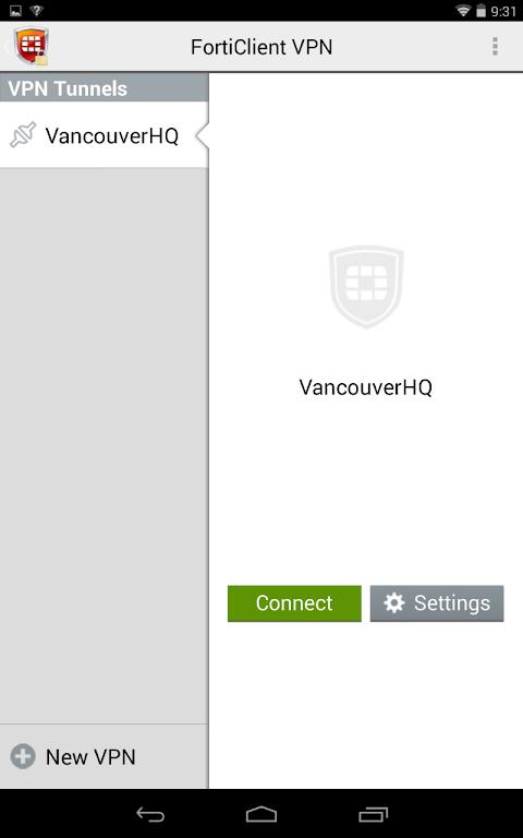 paratiClient VPN 4