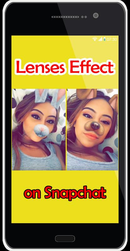 Free Snapchat Lenses Tutorial 3