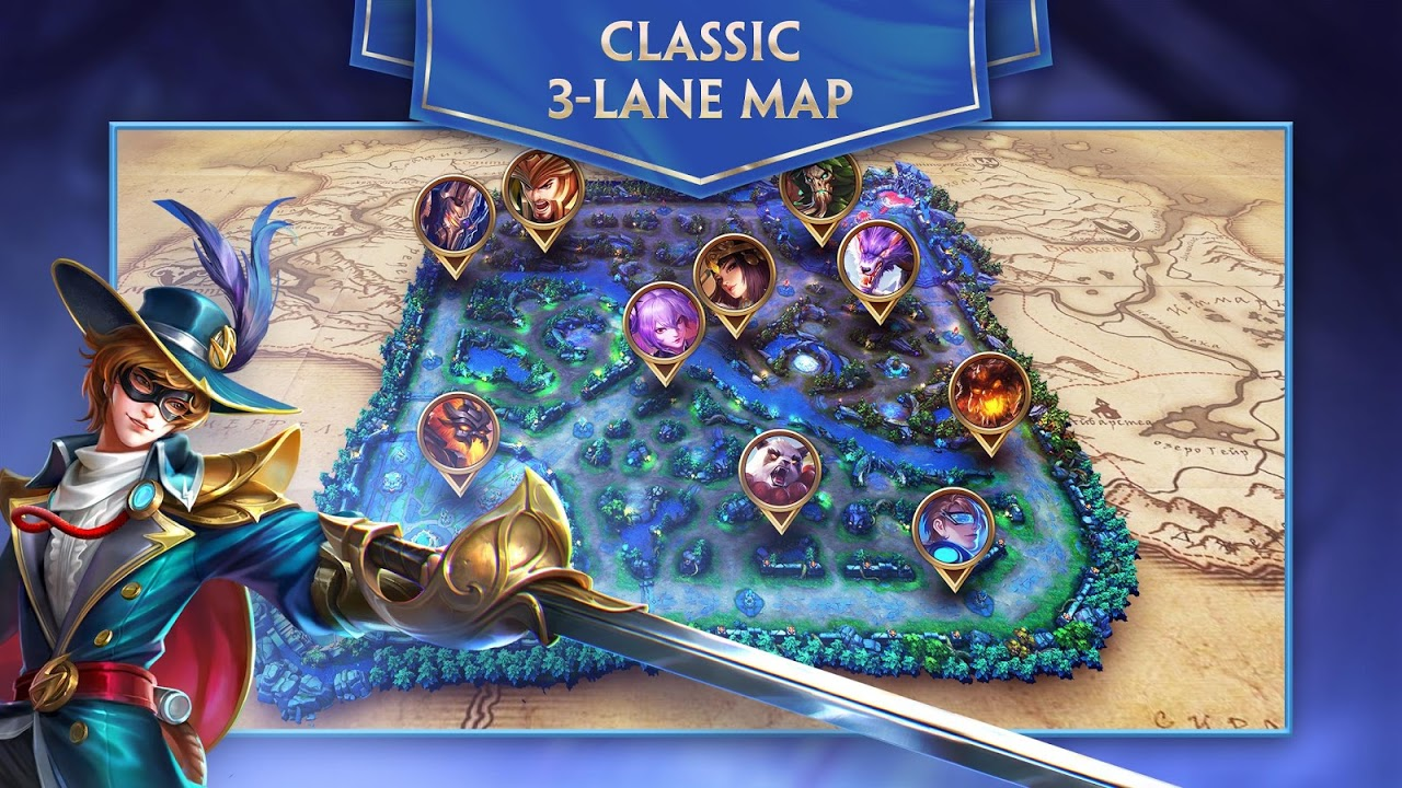 Heroes Evolved 4