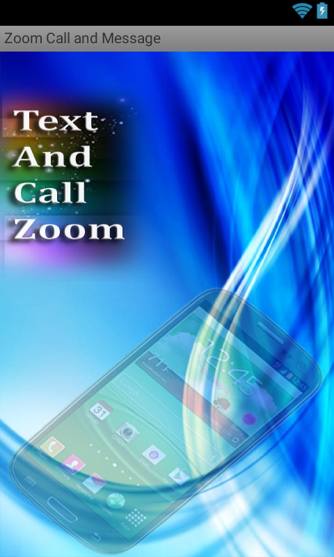 Zoom Calls and Messages 1