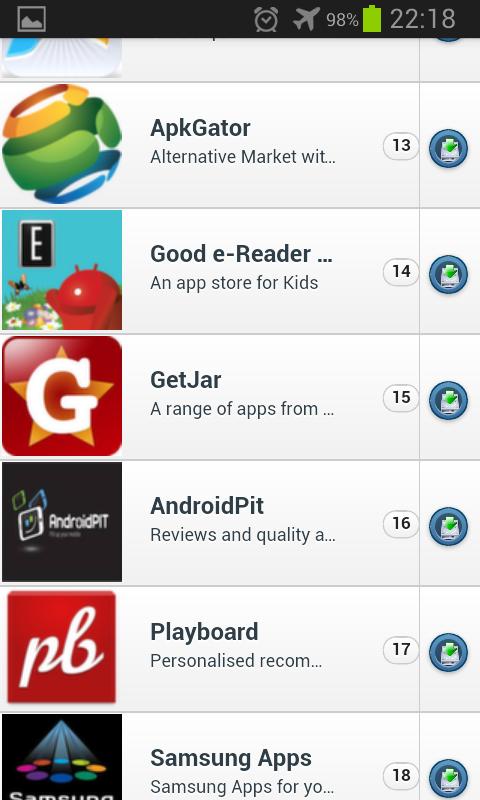App Stores 4