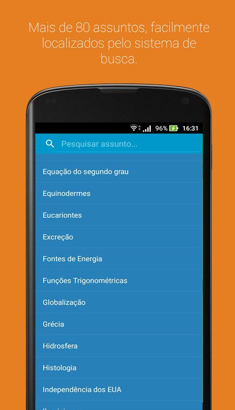RevisApp (Enem e Vestibular) 2