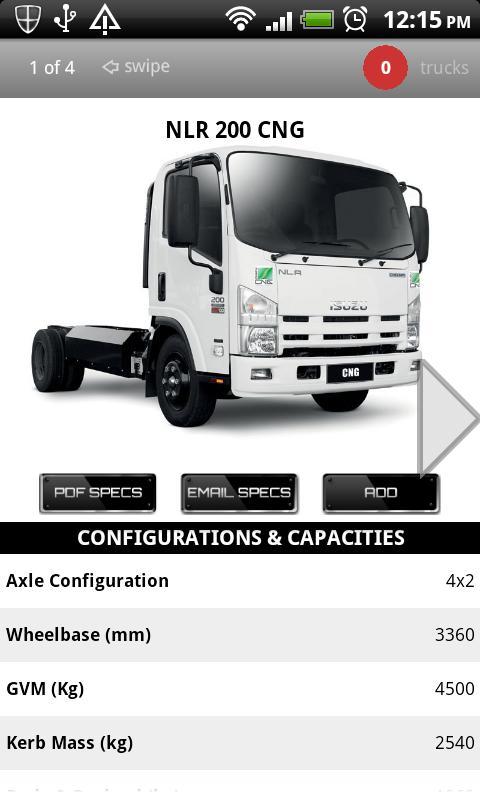 Isuzu Trucks Australia. 2