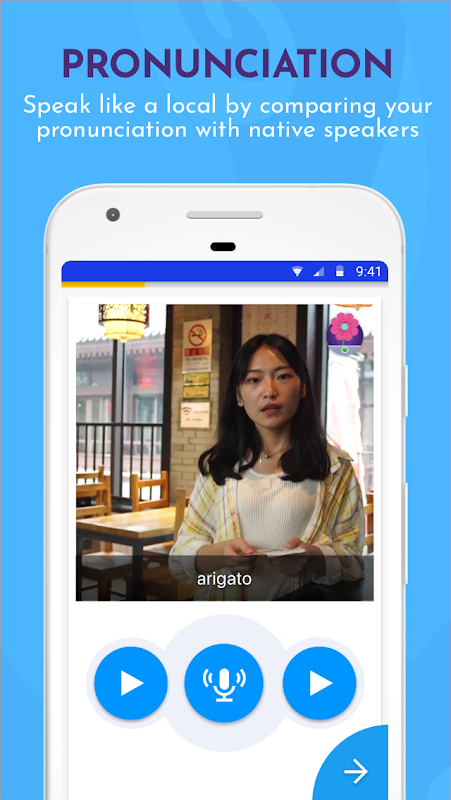 Learn Languages con Memrise 2