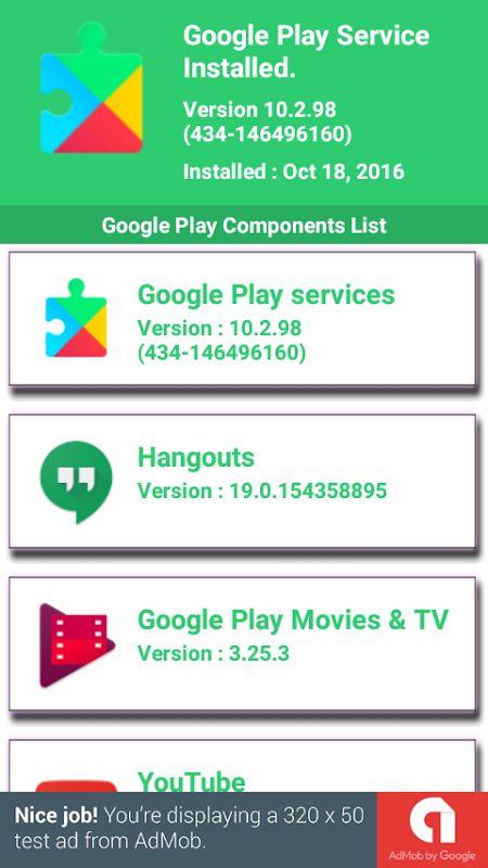Play Service Apps Utility 3
