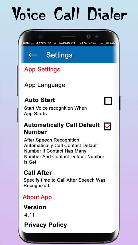 Voice Call Dialer APK Gratis