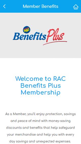 RAC Benefits Plus 2