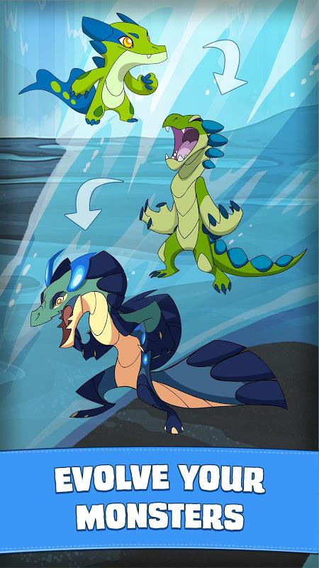 Mino Monsters Evolution 4