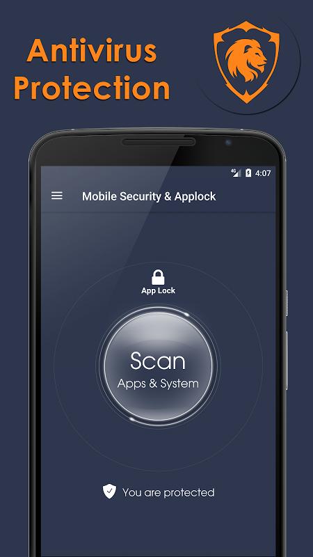 Mobile Security & AppLock 1