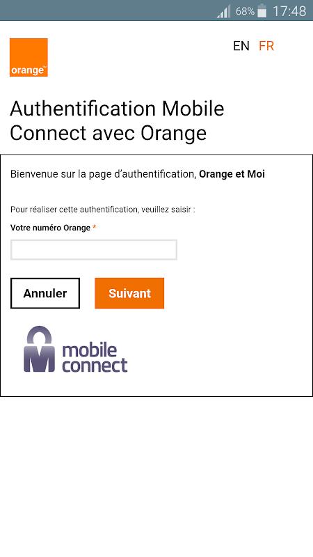 Orange et moi Côte d'Ivoire 1