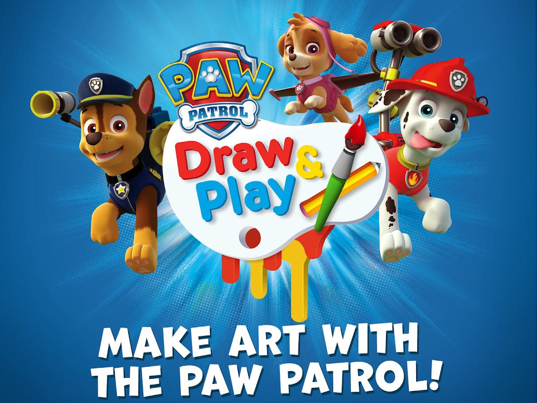 PAW Patrol Draw & Play 1