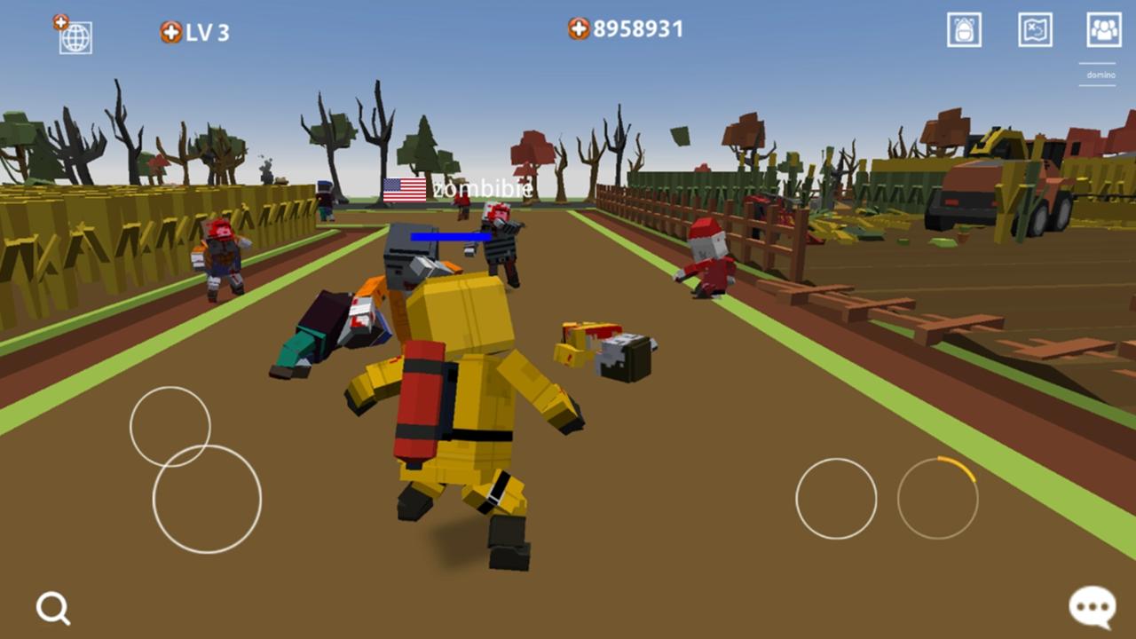 Pixel Blood Online 2