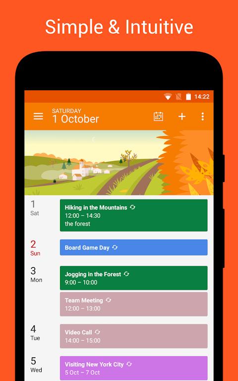 DigiCal Calendar 4