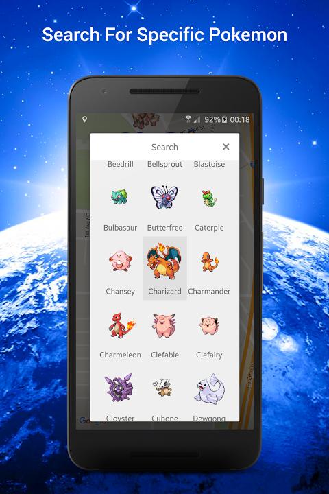 Poke Radar for Pokemon GO 3