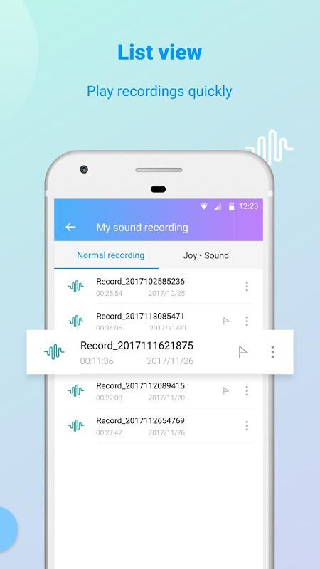 Sound Recorder 4