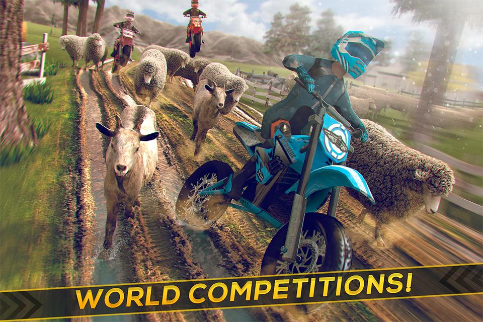 Cross Moto Racing Adventure 2