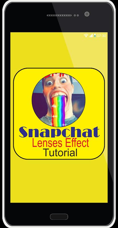 Free Snapchat Lenses Tutorial 1
