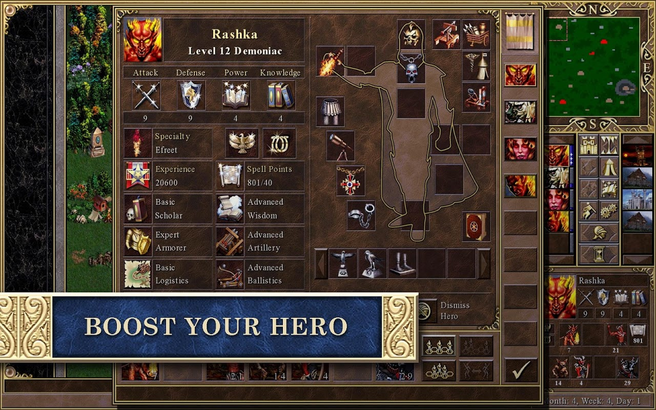 Heroes of Might and Magic III 3