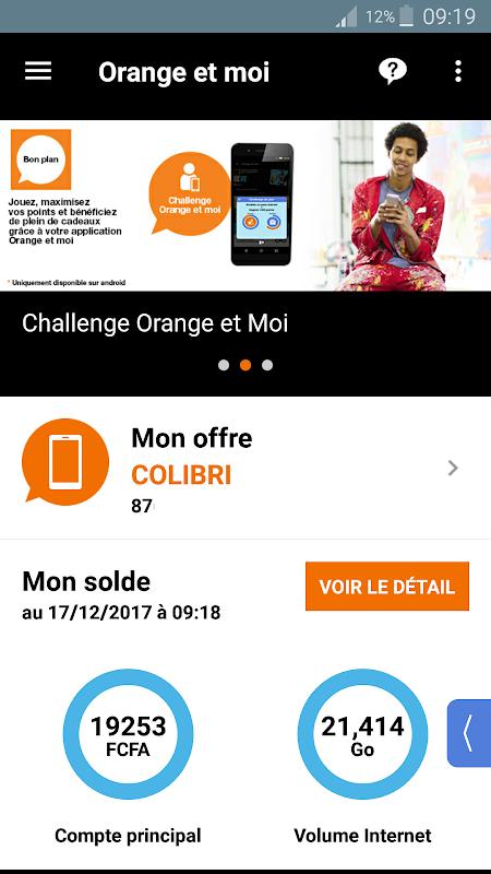 Orange et moi Côte d'Ivoire 2