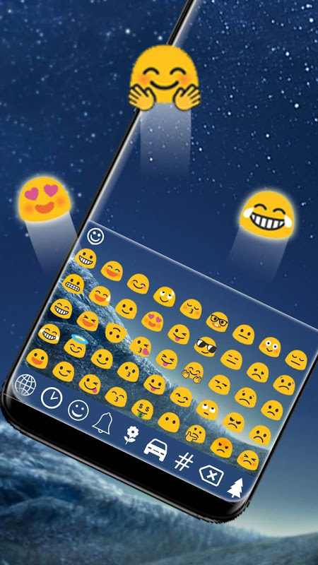 Galaxy S8 Samsung Keyboard 1