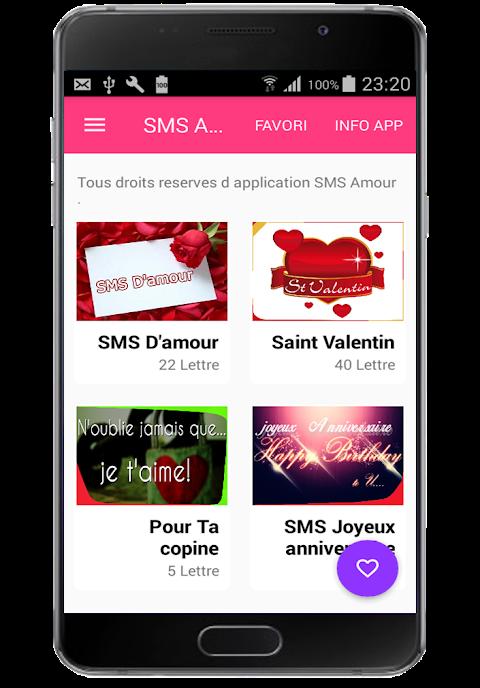 Sms D Amour Apk Gratis Descargarwiki
